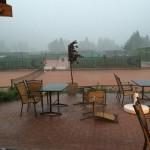 extremer Wetterumschwung...